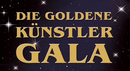 Die Goldene Künstler Gala